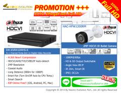 รวมโปรโมชั่น HDCVI 1080P